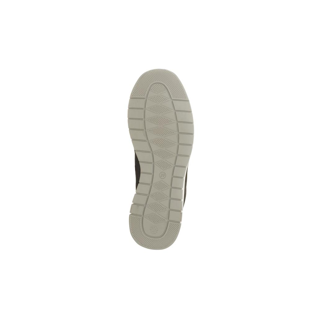 Lei by tessamino Sneaker »Noemi«, mit Sport-Sohle