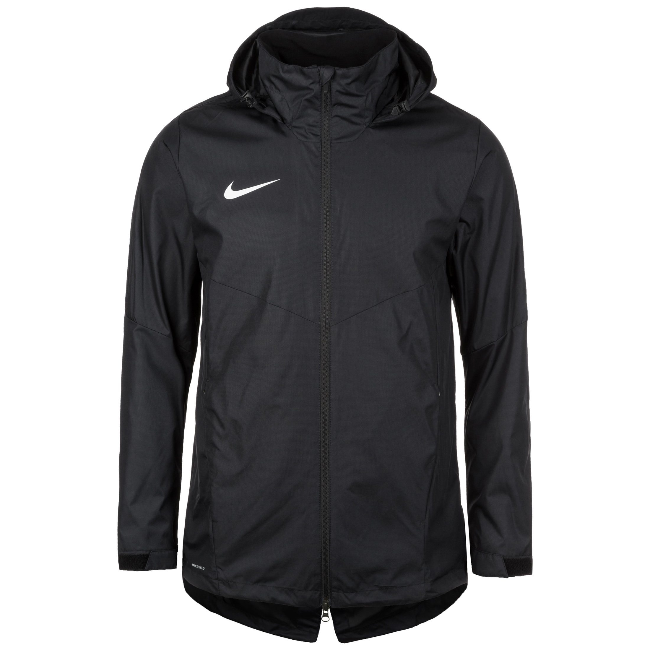 Nike Regenjacke Dry Park 18 | Sportbekleidung > Sportjacken > Regenjacken | Schwarz | Nike