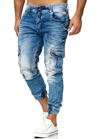 RedBridge Slim-fit-Jeans, im Used-Look kaufen
