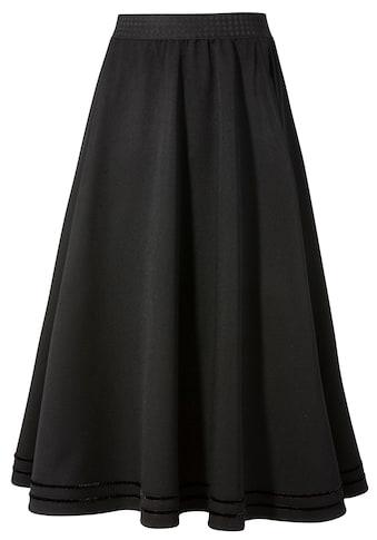 Berwin & Wolff Trachtenrock, Damen glockig geschnitten kaufen