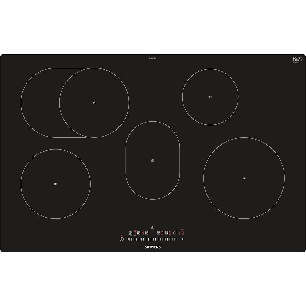 SIEMENS Induktions-Kochfeld von SCHOTT CERAN® »EH801FFB1E«, EH801FFB1E