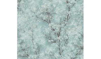 living walls Vliestapete »New Walls Cosy & Relax mit Kirschblüten«, floral kaufen
