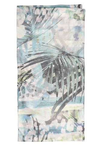 VIA APPIA DUE Verspielter Schal in Glitzeroptik Plus Size kaufen