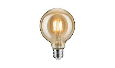 Paulmann LED-Leuchtmittel »Globe 95 6,5 Watt E27 Retro Goldlicht«, 1 St. kaufen