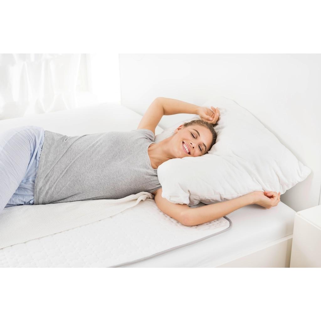 BEURER Wärmeunterbett »UB 190 CosyNight«, separat einstellbare Temperaturzonen für Körper und Füße, appfähig