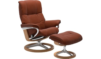 Stressless® Relaxsessel »Mayfair« (Set, 2 - tlg., Relaxsessel mit Hocker) kaufen