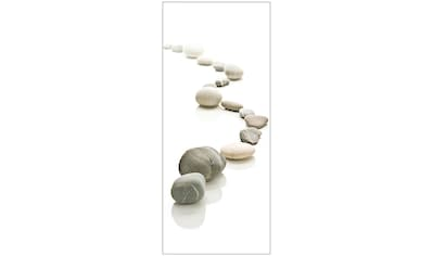 MYSPOTTI Duschrückwand »fresh F2 Stone Path«, 90 x 210 cm kaufen