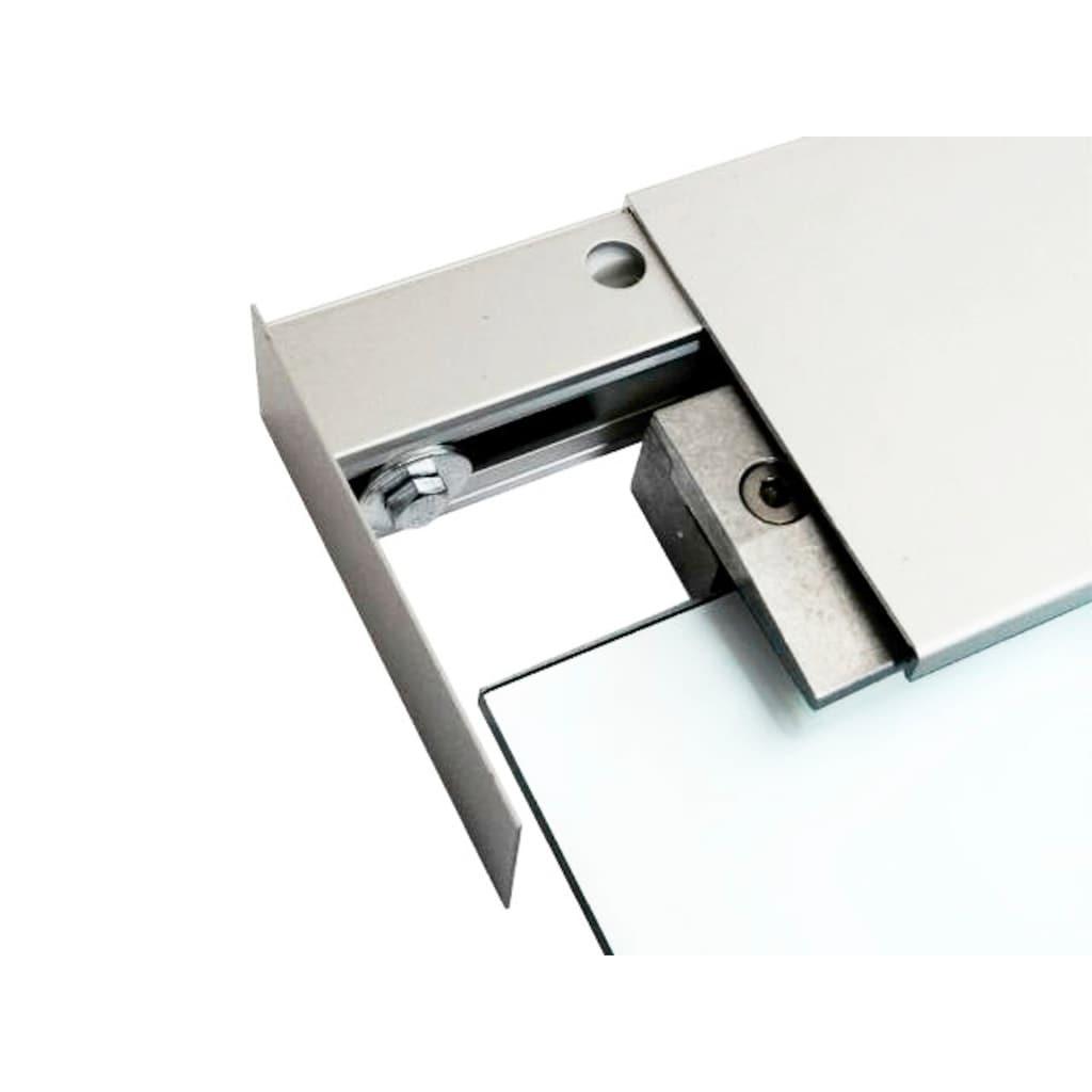 Glasschiebetür »Eco Elipse«, mit Stangengriff, in versch. Breiten