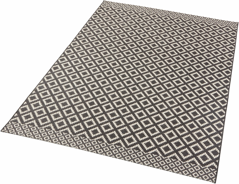 Teppich Avenue Zala Living rechteckig Höhe 4 mm maschinell gewebt