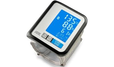 ADE Handgelenk-Blutdruckmessgerät »BPM 1600 FITvigo«, automatische Messung, mit App kaufen