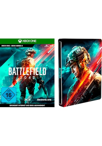 Electronic Arts Spiel »Battlefield 2042 + Steelbook«, Xbox One kaufen