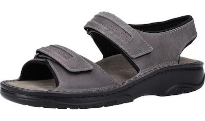 BERKEMANN Sandale »Leder« kaufen