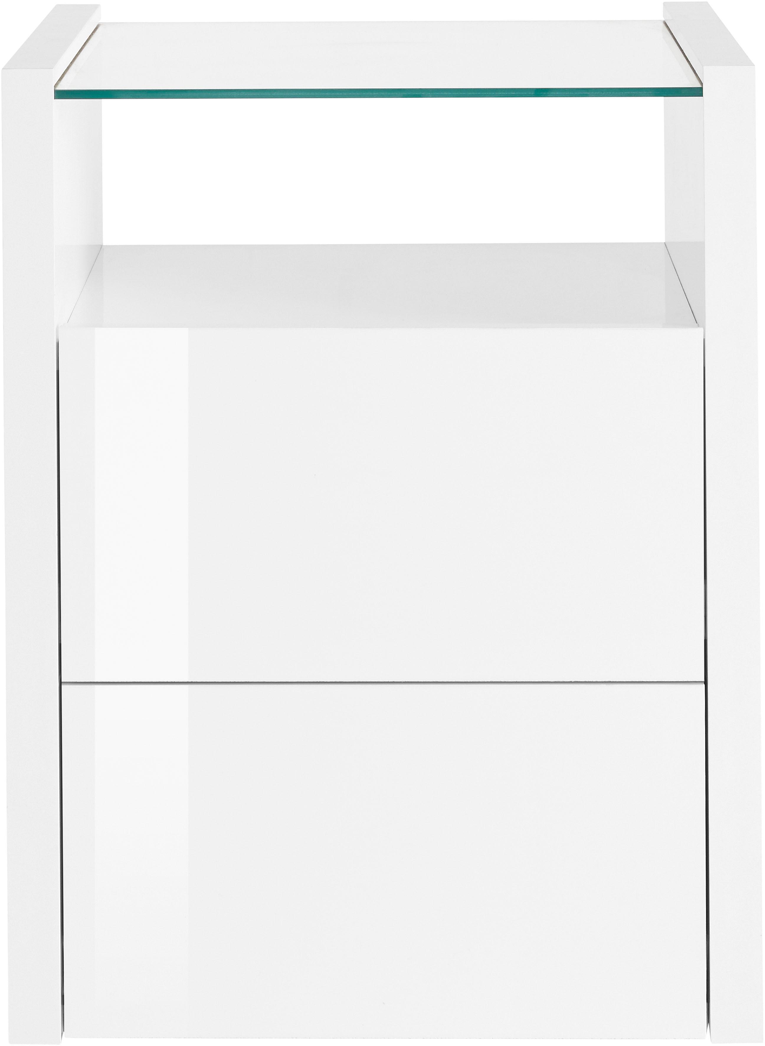 Tecnos Nachttisch Höhe 56 8 cm