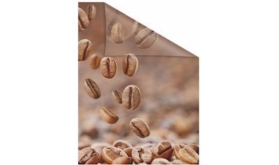 LICHTBLICK Fensterfolie »Kaffee«, selbstklebend, Sichtschutz kaufen