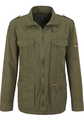 Jan Vanderstorm Fieldjacket »BROR« kaufen
