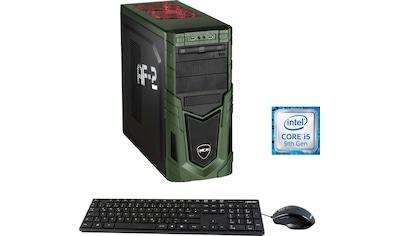 Hyrican »Military Gaming 6481« Gaming - PC (Intel, Core i5, GTX 1650 SUPER, Luftkühlung) kaufen