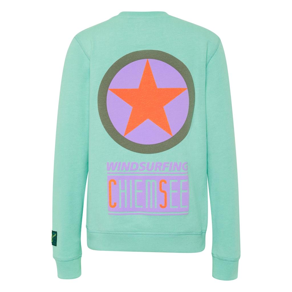 Chiemsee Sweatshirt »Sweatshirt für Kinder«