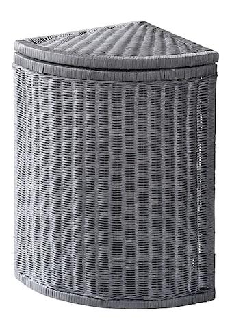 Wäschekorb aus Rattangeflecht kaufen