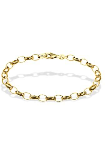 goldmaid Armband Erbskette 333/ -  Gelbgold 19 cm kaufen