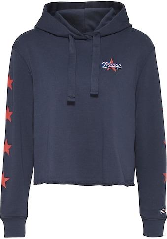 TOMMY JEANS Kapuzensweatshirt »TJW MODERN LOGO HOODIE,« kaufen
