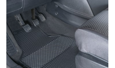 WALSER Auto - Fußmatte »EVO«, 4 - tlg., Gummi kaufen