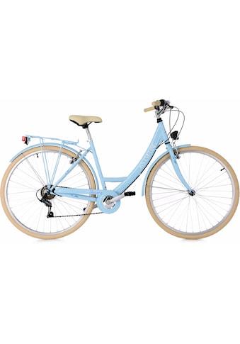 KS Cycling Cityrad »Toscana«, 6 Gang, Shimano, Tourney Schaltwerk, Kettenschaltung kaufen