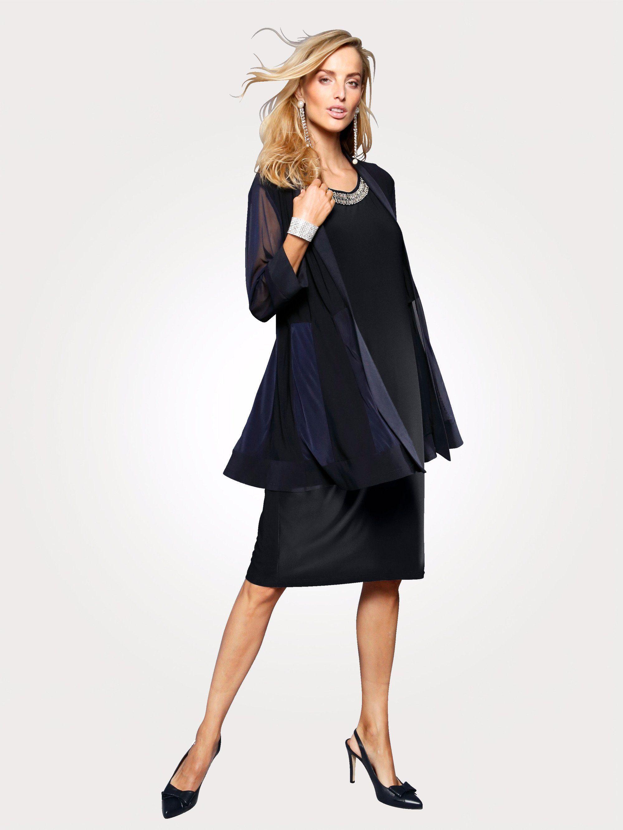 Mona Zweiteiler bestehend aus Jerseyjacke und Kleid
