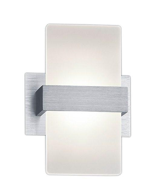 TRIO Leuchten LED Wandleuchte Platon, Schalter, OSRAM INSIDE