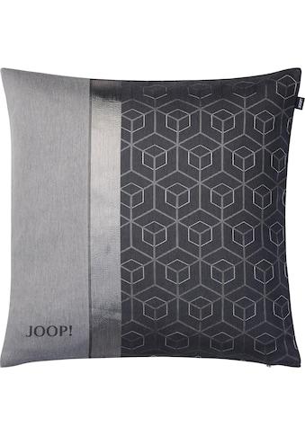 Joop! Kissenhülle »Metric«, (1 St.), mit geometrischem Muster und Logo kaufen