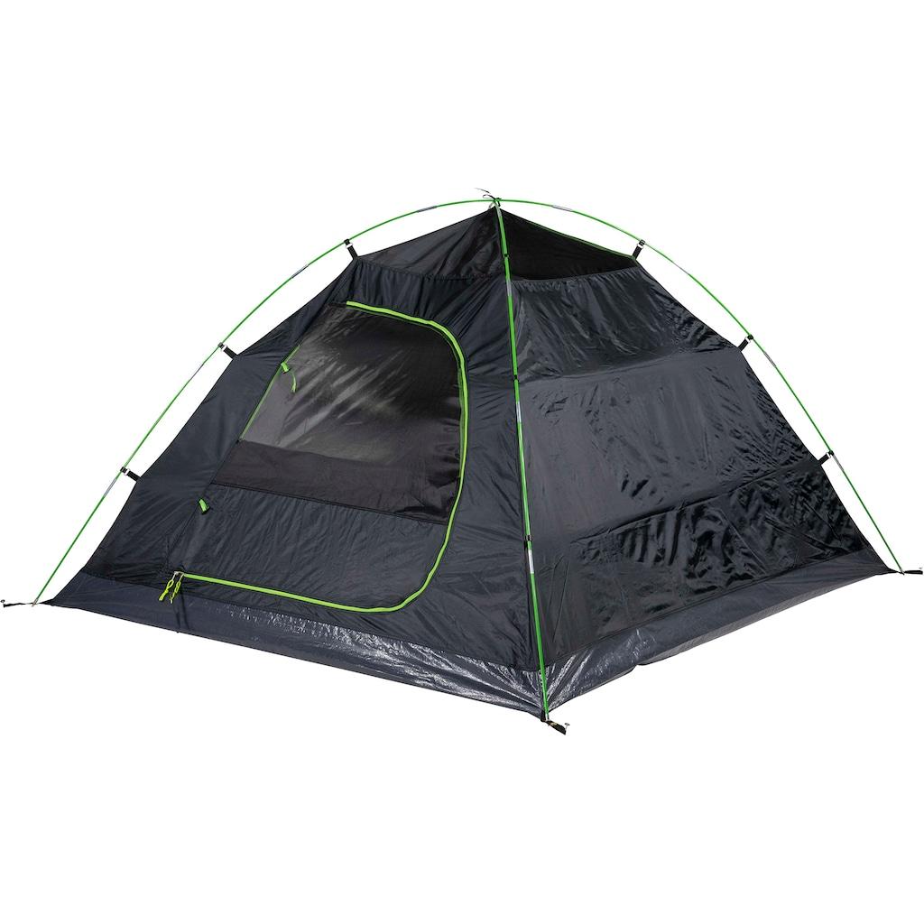 High Peak Kuppelzelt »Zelt Nevada 5.0«, 5 Personen, (mit Transporttasche)