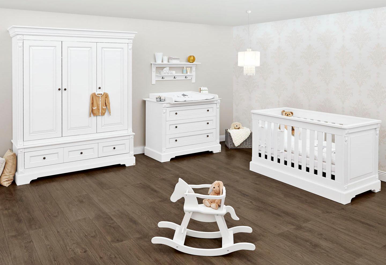 Incroyable Bildquelle: Pinolino Babyzimmer Set, Kinderzimmer »Emilia« Breit Groß  (3 Tlg.)