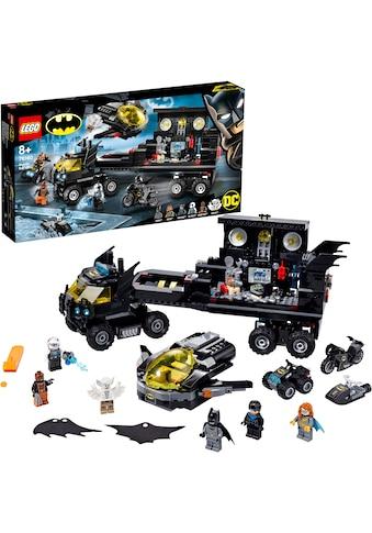 LEGO® Konstruktionsspielsteine »Mobile Batbasis (76160), LEGO® DC Comics Super... kaufen