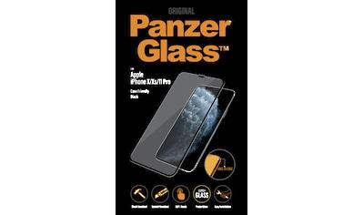 PanzerGlass Schutzglas »Edge to Edge Apple iPhone 11 Pro, XS CaseFriendly« kaufen