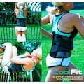 CoolFit by prorelax Rückenbandage, in den Größen S bis XXXL