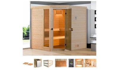 weka Sauna »Arendal 3«, 7,5 kW Ofen mit ext. Steuerung kaufen