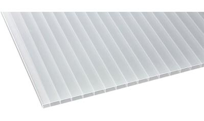 GUTTA Doppelstegplatte »GUTTACRYL«, Acryl Hohlkammerplatte 16 mm, BxL: 98x350 cm kaufen
