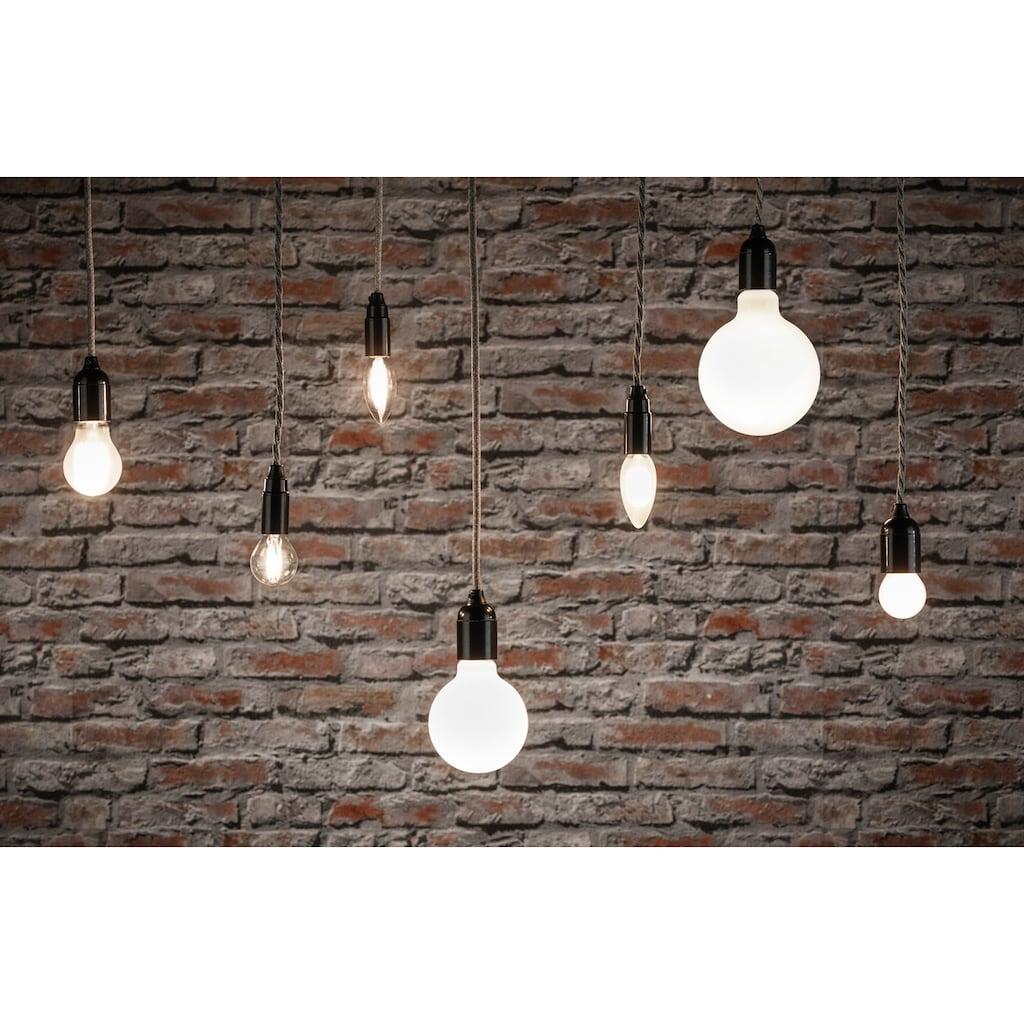 Paulmann LED-Leuchtmittel »Globe 95 9 Watt E27 Opal Warmweiß«, E27, 1 St., Warmweiß