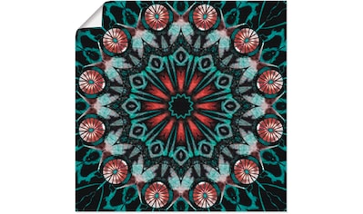 Artland Wandbild »Mandala Schutz des Kriegers« kaufen