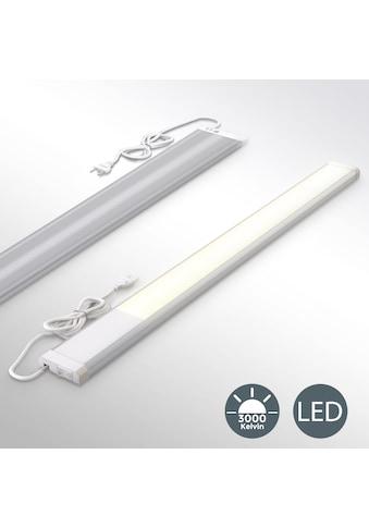 B.K.Licht LED Unterbauleuchte, LED-Board, Warmweiß, LED Unterbaulampe Lichtleiste Küchen-Lampe Beleuchtung inkl. 10W kaufen