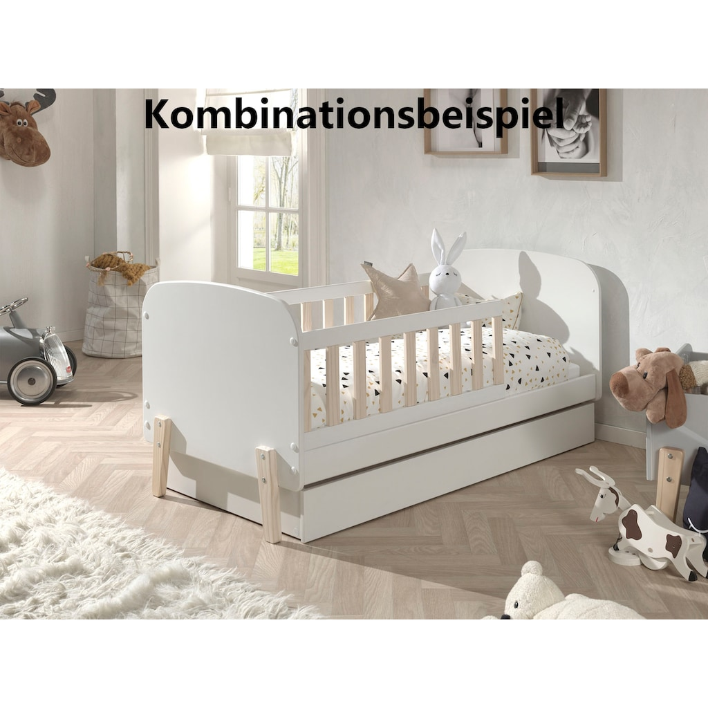 Vipack Bettschubkasten »Kiddy«, in 2 Breiten