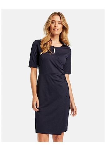 GERRY WEBER Etuikleid »Kleid mit Wickeleffekt« kaufen