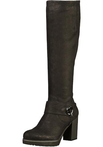 Caprice High-Heel-Stiefel »Leder« kaufen