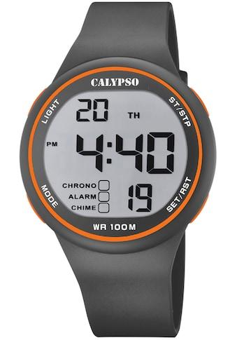 CALYPSO WATCHES Chronograph »Color Splash, K5795/4« kaufen