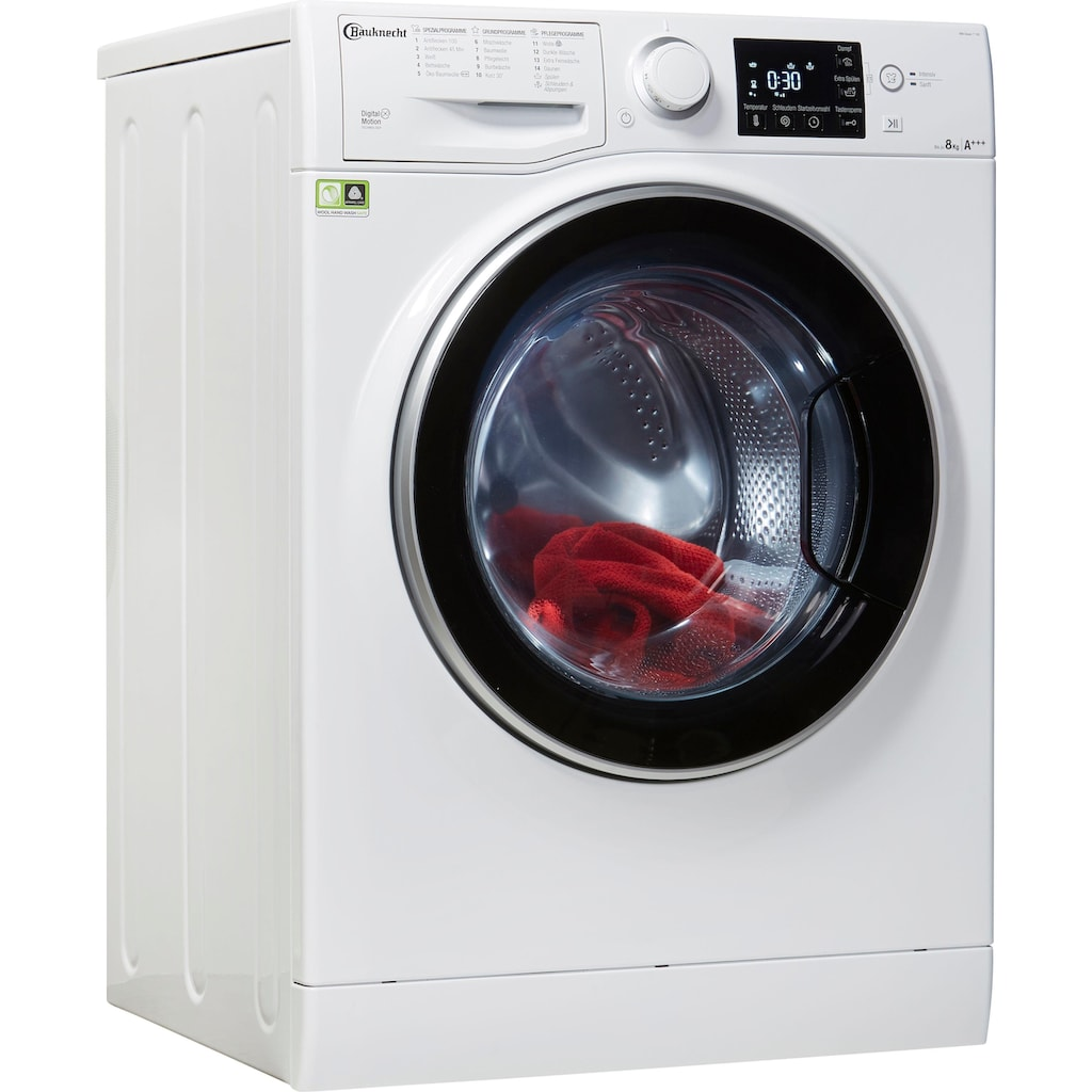 BAUKNECHT Waschmaschine WM STEAM 100