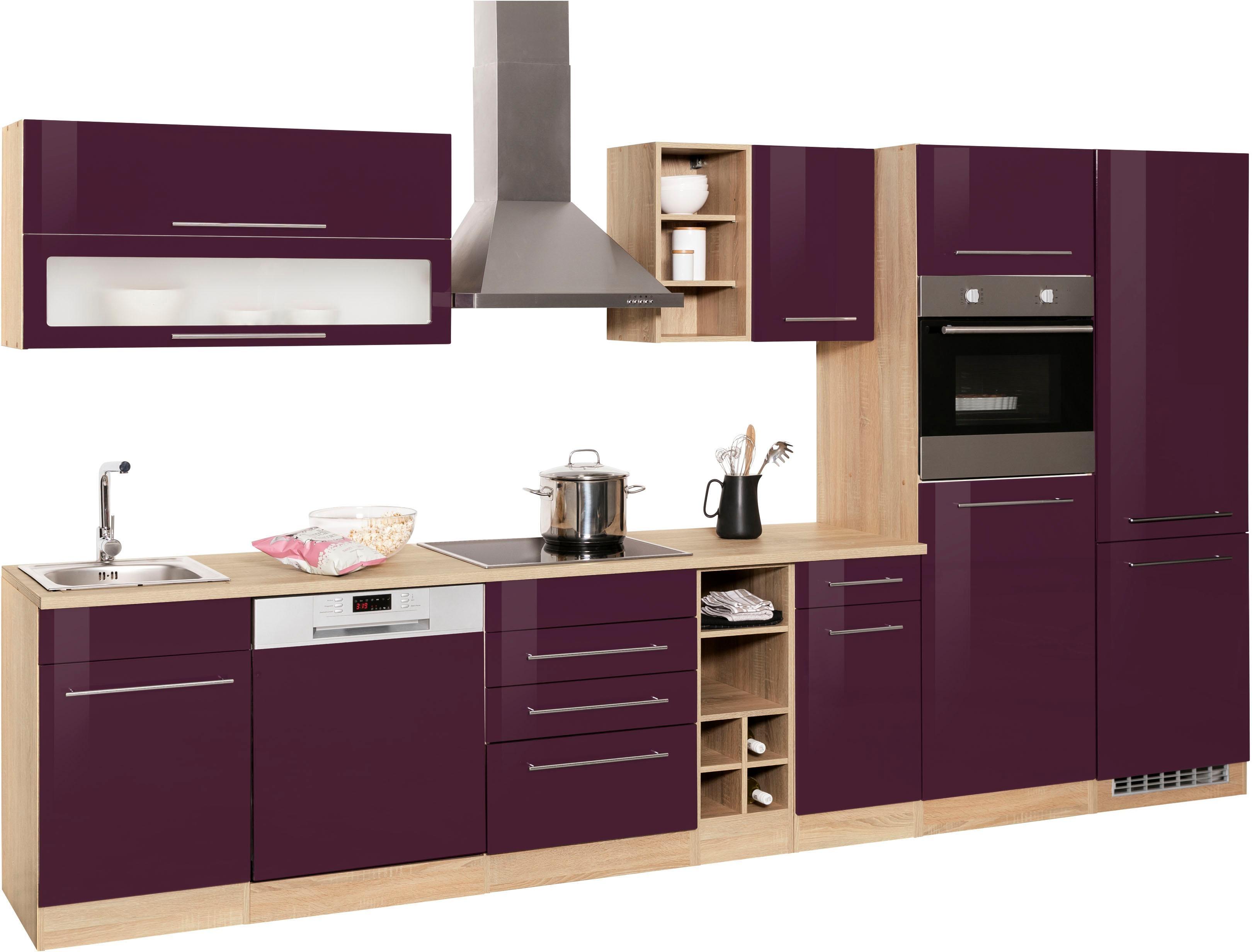 lila Küchenzeilen online kaufen | Möbel-Suchmaschine | ladendirekt.de