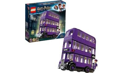 LEGO® Konstruktionsspielsteine »Der Fahrende Ritter™ (75957), LEGO® Harry Potter«,... kaufen