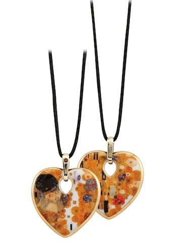 Goebel Kette mit Anhänger »Der Kuss, Artis Orbis Gustav Klimt, 67045101« kaufen