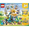 LEGO® Konstruktionsspielsteine »Riesenrad (31119), LEGO® Creator«, (1002 St.)