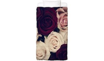 Bettwäsche »Rose Bouquet«, Juniqe kaufen