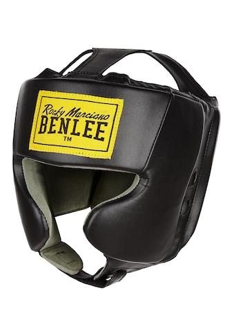 Benlee Rocky Marciano Kopfschutz mit robuster Verarbeitung kaufen